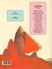 Verso de Le vagabond des Limbes présente -HS02- Les 13 Transgressions