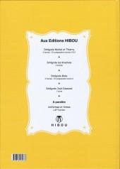 Verso de Michel et Thierry -INT3- Intégrale 3