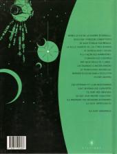Verso de Libre à jamais -2- Exode