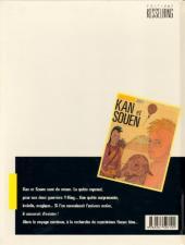 Verso de Kan et Souen -2- Le flacon bleu