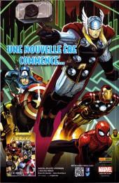 Verso de Iron Man (Marvel France - 2013) -7- Après l'effort...