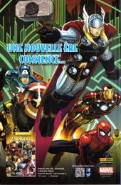 Verso de Avengers (Marvel France - 2013) -7- Fort