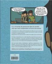 Verso de CommitStrip -1- Le Livre des codeurs