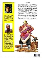 Verso de Maître Chang -1- Les brigands