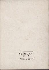 Verso de Blek (Les albums du Grand) -Rec26- Album N°26 (du n°306 au n°309)