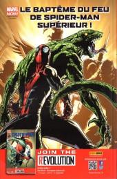 Verso de Uncanny Avengers (1re série) -8- L'Arnaque