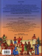 Verso de Alix (Les Voyages d') -9b- L'Égypte au fil du Nil