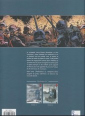 Verso de L'ambulance 13 -INTFL1- Intégrale 1