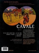 Verso de Secrets - Cavale -2- Tome 2/3