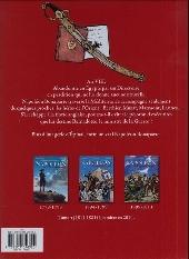 Verso de Jacques Martin présente -6- Napoléon Bonaparte - Tome 3