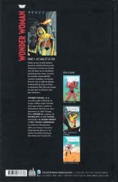 Verso de Wonder Woman (DC Renaissance) -3- De sang et de fer
