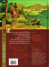 Verso de Chinaman -6- Frères de sang