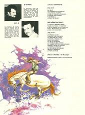 Verso de Comanche -6b1980- Furie rebelle
