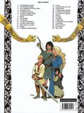 Verso de Thorgal -6d2007- La Chute de Brek Zarith