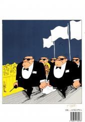 Verso de Binet et F. Margerin au festival de Cannes