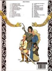 Verso de Thorgal -17b06- La gardienne des clés