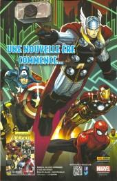 Verso de Spider-Man (Marvel France 4e serie - 2013) -7A- La grande évasion