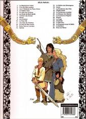 Verso de Thorgal -18b06- L'Épée-Soleil
