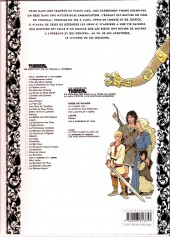 Verso de Thorgal -26a12- Le Royaume sous le Sable