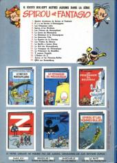 Verso de Spirou et Fantasio -11a67- Le gorille a bonne mine
