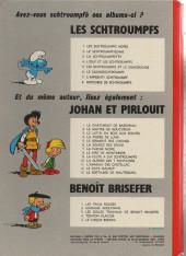 Verso de Johan et Pirlouit -7d73- La flèche noire