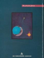 Verso de Le monde d'Edena -1- Sur l'étoile