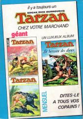 Verso de Tarzan (5e Série - Sagédition) (Super) -10- Le gaz maléfique