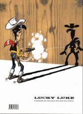 Verso de Lucky Luke -52Ind2014- Fingers