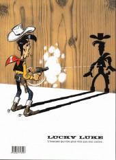 Verso de Lucky Luke -50Ind2- Sarah Bernhardt