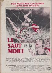 Verso de Frimousse et Frimousse-Capucine -81- Le pirate mystérieux