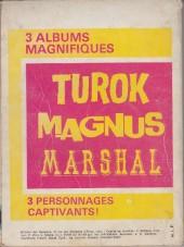 Verso de Mandrake (1e Série - Remparts) (Mondes Mystérieux - 1) -REC35- Album n°35