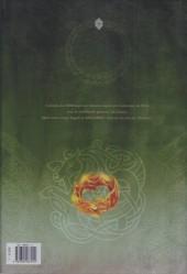 Verso de Le crépuscule des dieux -8- Le Sang d'Odin
