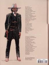Verso de Blueberry - La collection (Hachette) -5021- Sur ordre de Washington