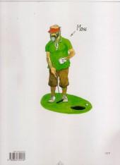 Verso de Le golf de Mose - le golf