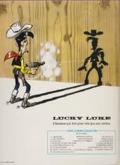 Verso de Lucky Luke -47a81- Le magot des Dalton