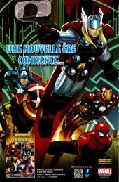 Verso de Avengers Extra (The) -9- Dark Avengers 3/3