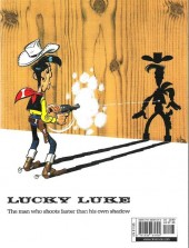 Verso de Lucky Luke (en anglais) -544- Lucky luke versus pat poker