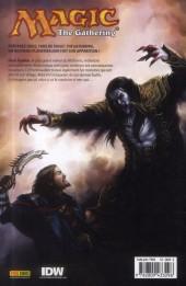 Verso de Magic : The gathering -1- La sorcière d'Innistrad