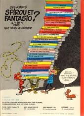 Verso de Spirou et Fantasio -4e80- Spirou et les héritiers