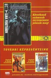 Verso de Pókember (a hihetetlen) -11- Pókember maszk nélkül