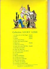 Verso de Lucky Luke -20a63- Billy the Kid