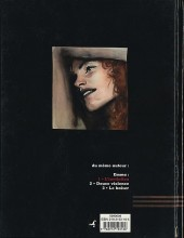 Verso de Emma (De Metter) -1- L'invitation