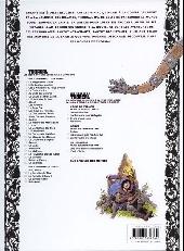 Verso de Thorgal (Les mondes de) - La Jeunesse de Thorgal -2- L'œil d'Odin