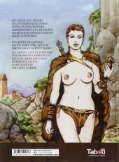 Verso de Orgies barbares - Tome 1