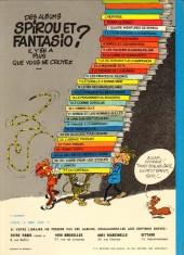 Verso de Spirou et Fantasio -23b76a- Tora Torapa