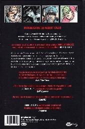 Verso de Locke & Key -1a- Bienvenue à Lovecraft
