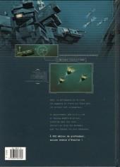Verso de Deepwater Prison -1- Constellation