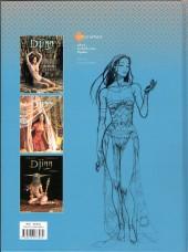 Verso de Djinn (Dufaux/Mirallès) -FL03- Cycle Africa