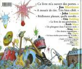 Verso de Illustré (Le Petit) (La Sirène / Soleil Productions / Elcy) -a- Le Petit Dico Illustré des rockers
