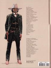 Verso de Blueberry - La collection (Hachette) -5122- Mission Sherman